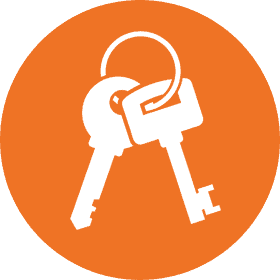 Home Rekeying Icon